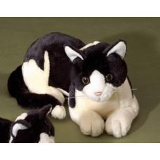 kungfuren Stofftier large lying cat