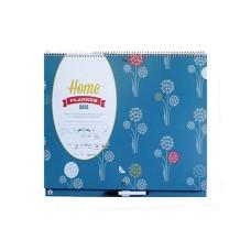 kungfuren Wall Calendar Home Planner