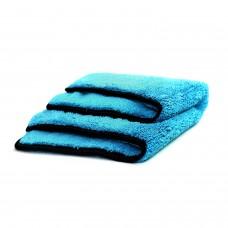 kungfuren Purpose Microfibre Car Detailing Towel/Cloth - 40x60cm - 800GSM : Buffing - Polishing - Drying - Waxing - Cleaning - Valet