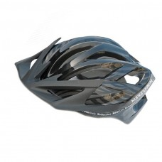 kungfuren Cyclone cycle helmet (Black, Medium)