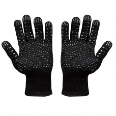 kungfuren Oven gloves BBQ backgloves for men and women