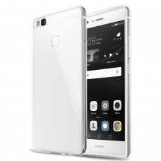 kungfuren Coque Huawei P9 Lite Housse de Protection en TPU souple transparente invisible pour Huawei P9 Lite