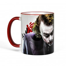 kungfuren The Dark Knight Céramique Tasse Mug 300 ml tasse à café