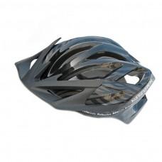 kungfuren Cyclone cycle helmet (Black, Medium)