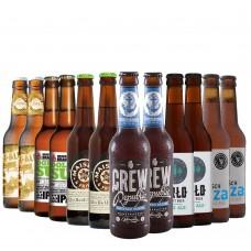 kungfuren Craft Beer Kennenlern Paket Deutschland, MEHRWEG (12 x 0.33 l)