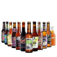 kungfuren Craft Beer Paket Reise durchs Universum, MEHRWEG (12 x 0.33 l)