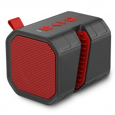 kungfuren Tragbar Bluetooth Lautsprecher, Kabelloser Lautsprecher mit Halter 10 St Spielzeit Unterstützt Micro SDHC Cards und Eingebautem Mikrofon für iPhone und Android Geräte